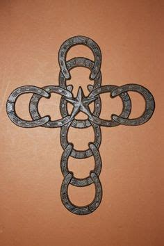 horseshoe cross tattoo 1000 images about rip on horseshoe
