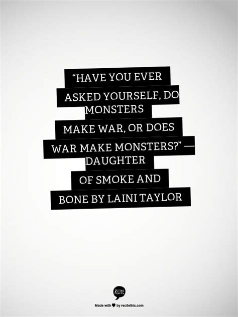 97 best images about Daughter of Smoke & Bone on Pinterest