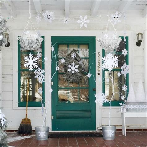winter porch decorating ideas front porch decorating ideas for christmas one hundred
