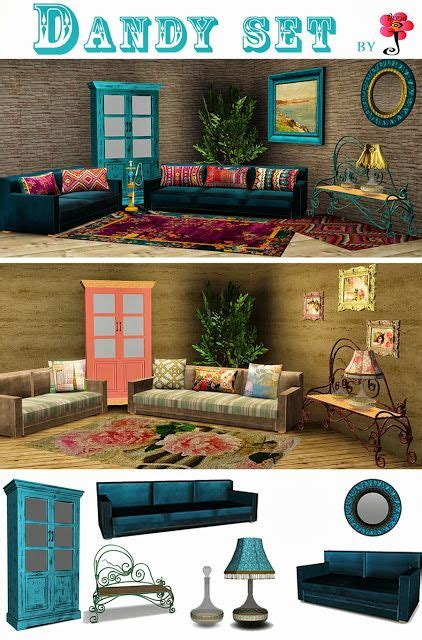 45 best images about sims 3 home decor and furniture on