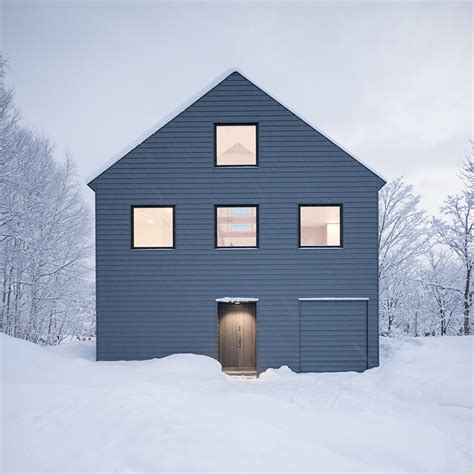designboom houses designboom k house in niseko japan by florian busch