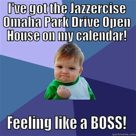 Jazzercise Meme - feeling like a boss quickmeme