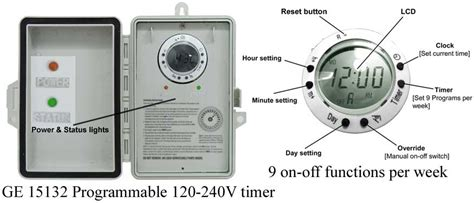 general electric timers wiring diagrams switch wiring