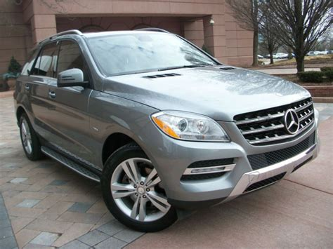 find used 2012 mercedes benz m class ml350 in comins michigan united states for us 17 600 00
