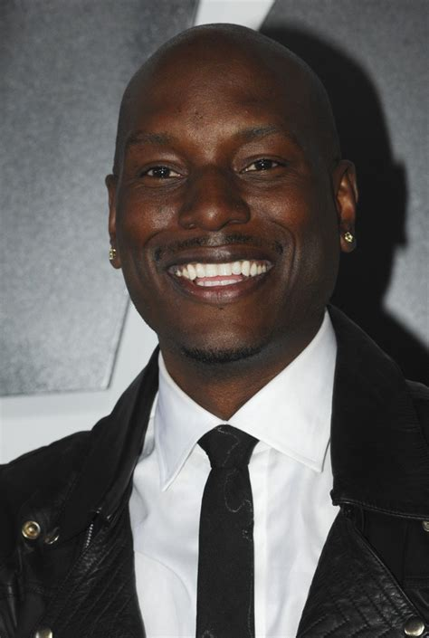 tyrese gibson tyrese gibson picture 110 furious 7 world premiere
