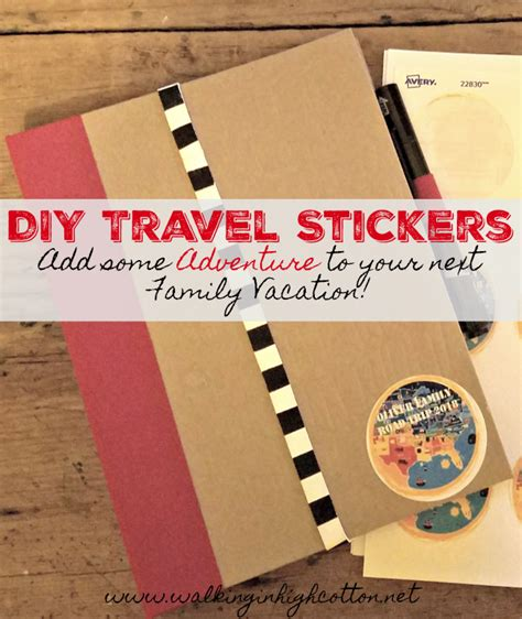 Diy Personalized Stickers