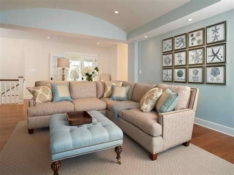 interior coastal great room paint color ideas related