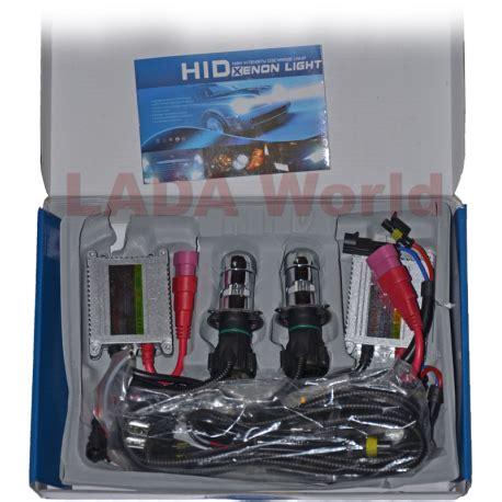 lada h4 xenon bulp bi xenon hid light kit lada world