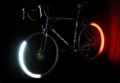 Revo Light by Core77 Design Awards 2012 The Revolight S Bike Lighting