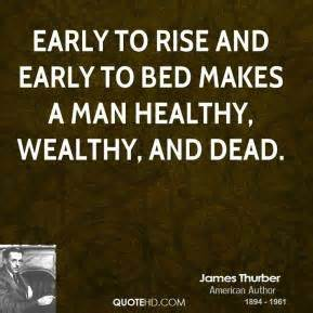 what makes a guy good in bed james thurber quotes quotehd