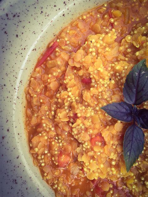 recette comment cuisiner les lentilles loulougourmet lentilles corail au curry quinoa 212 thermomix