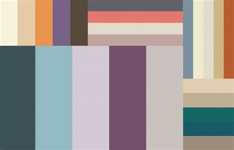 muted color palette the evolution of flat design muted colors design shack
