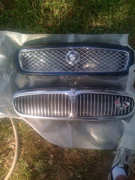 jaguar grill jaguar 2003 grill jaguar forums jaguar enthusiasts forum