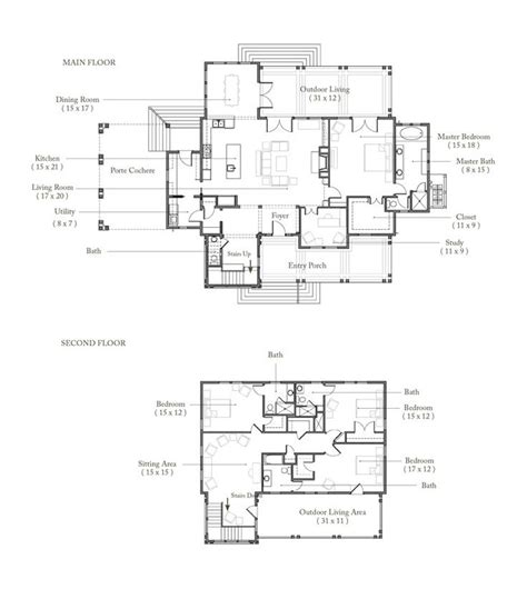 palmetto bluff floor plans 1000 images about next house floor plans on farmhouse plans traditional house