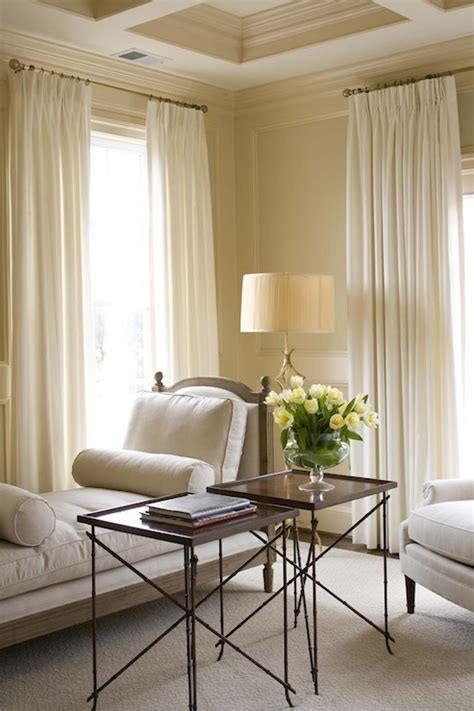 Floor Length Windows Ideas Floor Length Curtains Design Ideas