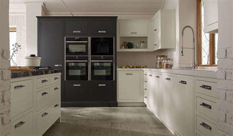 In Frame Slab Door Kitchen by Kitchens 1909 Kitchens