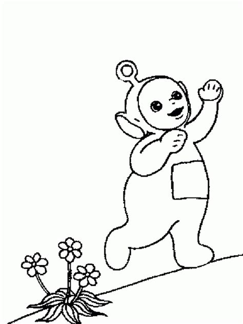 Teletubbies Coloring Pages by Teletubbies Coloring Pages 187 Coloring Pages