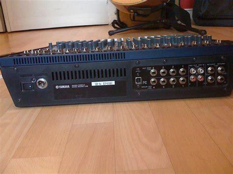 Audio Mixer Yamaha Mg 166cx yamaha mg206c usb mixer car interior design
