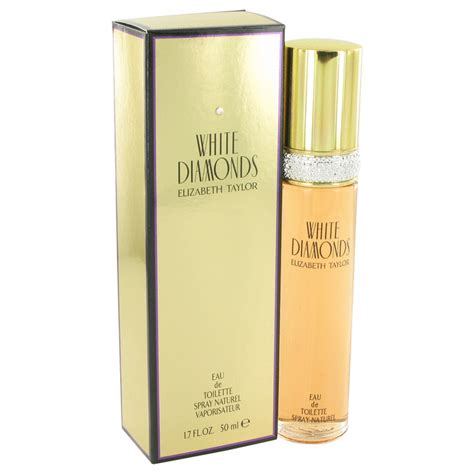 white diamonds perfume by elizabeth eau de toilette spray 1 7 oz on ebid united states