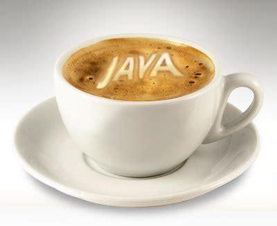 Teh Jawa Cup the jolt of real java upward thinking