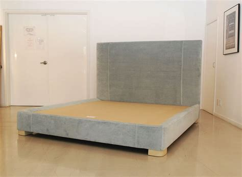 Bed With Padded Headboard by Classic Design December 2012