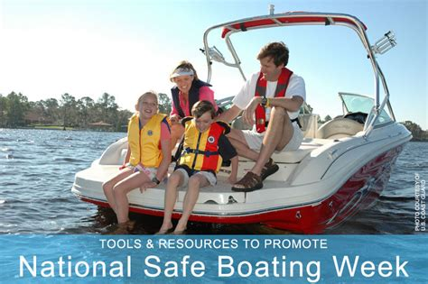 living on a boat for the summer tools to help promote national safe boating week marine