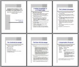 powerpoint handout template presentation handouts templates pet land info