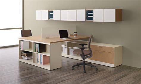 desk with overhead storage overhead storage bernards office furniture