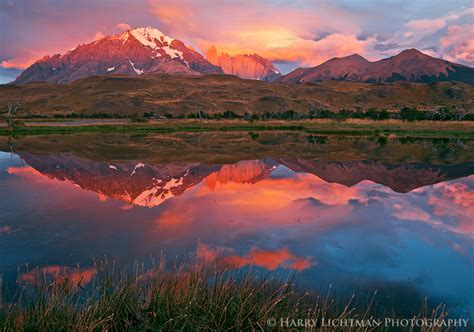 Shades Or Purple 1st light torres del paine