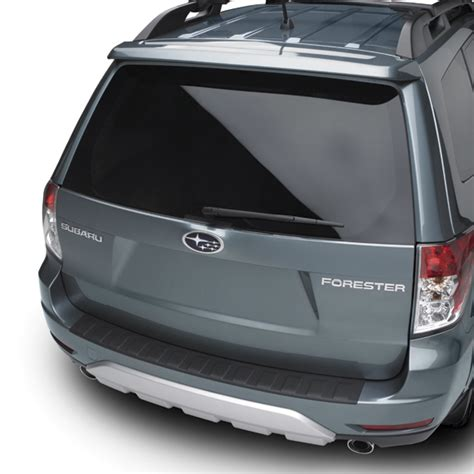 Subaru Rear Bumper Cover by 2010 Subaru Forester Rear Bumper Cover Security
