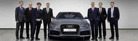 Audi Investor Relations Board Of Management Gt Audi Indonesia
