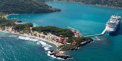 haiti cruise labadee labadee haiti island cruise schedule