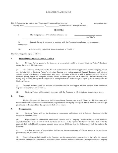 simple collaboration agreement template 28 simple collaboration agreement template 11