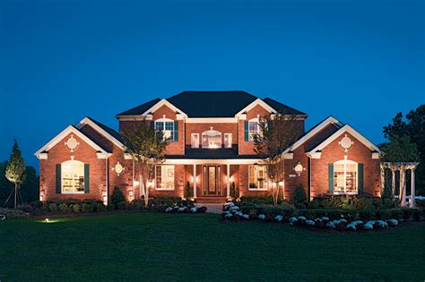 Single Story 5 Bedroom House Plans marlboro ridge the estates the malvern home design