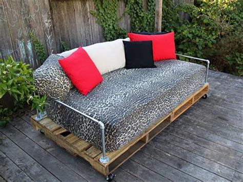 outdoor sofa made from pallets uses of wooden pallets patio furniture pallets designs