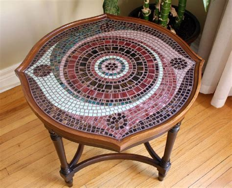 Design For Mosaic Patio Table Ideas Mosaic Coffee Table Designs