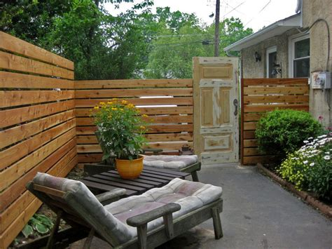 70 wooden privacy fence patio backyard landscaping ideas cool privacy fence ideas diy for patio eclectic design