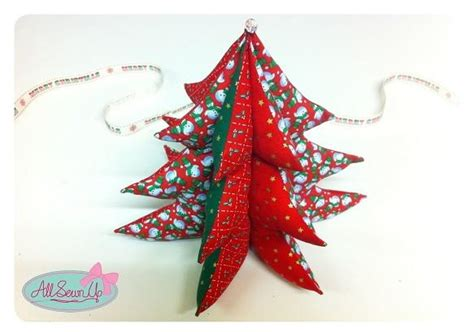 3d christmas tree ornaments allfreesewing com