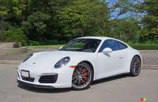 Porsche 911 Carera 4s 2017 Porsche 911 4s Is The Best Yet Car