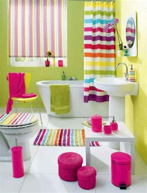 colorful bathroom ideas bathroom colorful fun bathroom ideas with white as