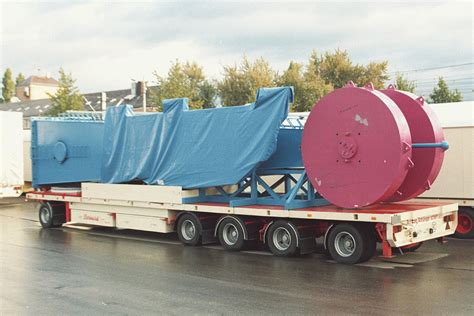 Portable Home transport of massive upper arm with counterweights