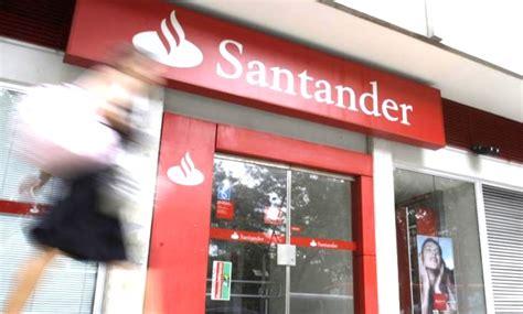 oficina banco santander barcelona santander debe ganar al menos 7 000 millones en 2015 para