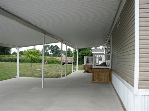 How To Build A Awning Over A Deck Porch And Patio Covers