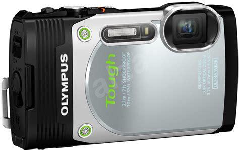 Kamera Olympus Tg 850 olympus tough tg 850 silver digital alzashop