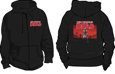 Sweater Hoodie Jaket Gamer Phageborn Trading Card previewsworld walking dead gravedigger hoodie lg c 0 0 1