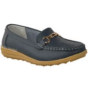 comfort sole shoes uk womens leather wedge shoes loafers slip on comfort