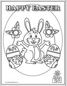 coloring pages happy easter coloring pages happy easter
