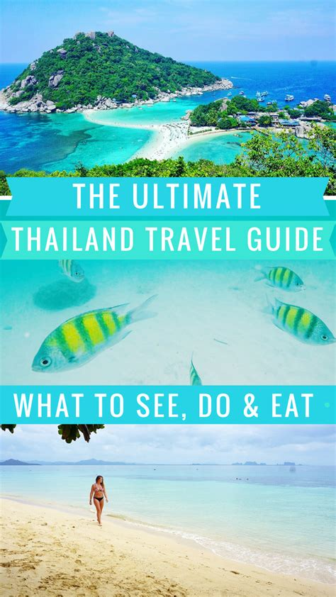 thailand the s travel guide books thailand travel guide what to see do eat the traveling spud