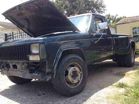Jeep Comanche Dually Comanche Dually Jeep Forum