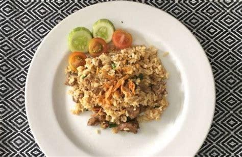resep nasi goreng kambing resep masakan   nasi